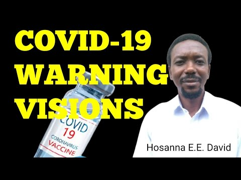 Forced COVID-19 Vaccination warning Visions